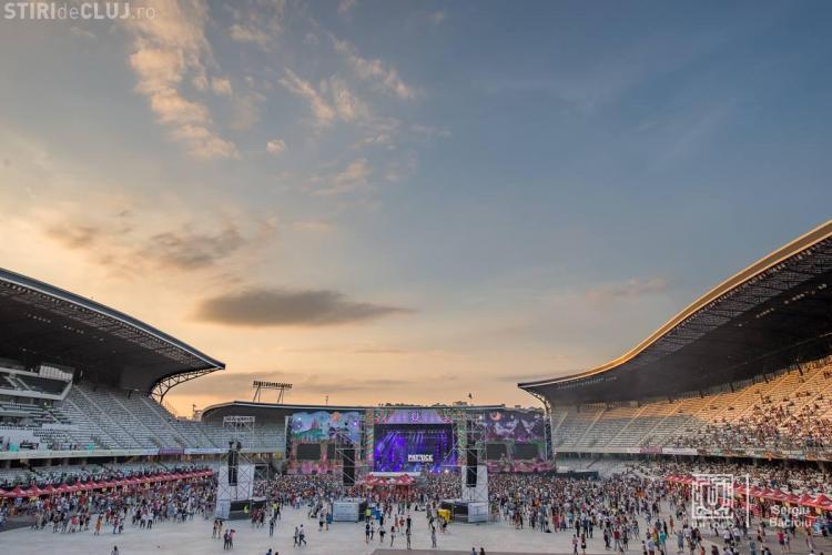 Cluj Arena a primit o veste extrem de PROASTĂ, la finalul Untold Festival