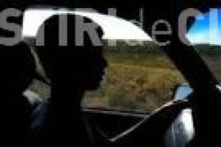 Un minor de 13 ani a furat o mașină și a făcut accident la Dej