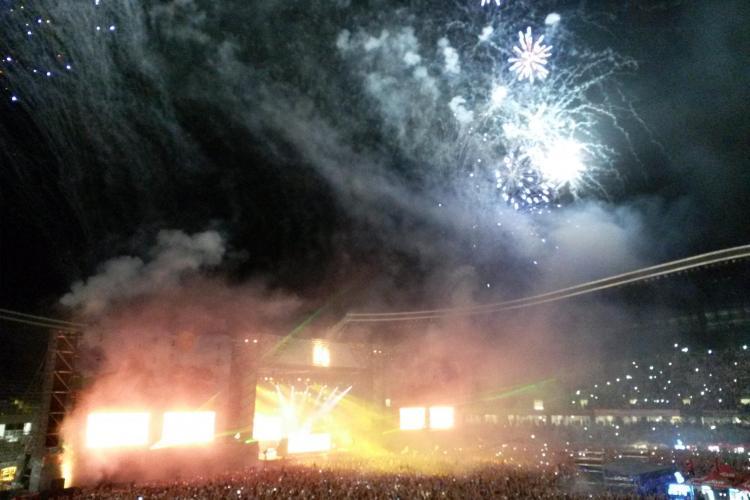 Cum s-a terminat UNTOLD FESTIVAL și cum a fost  show-ul lui  David Guetta - VIDEO