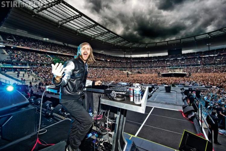 PROGRAM UNTOLD FESTIVAL - Unde vor fi amplasate scenele și când cântă David Guetta, Avicii și Armin van Buuren