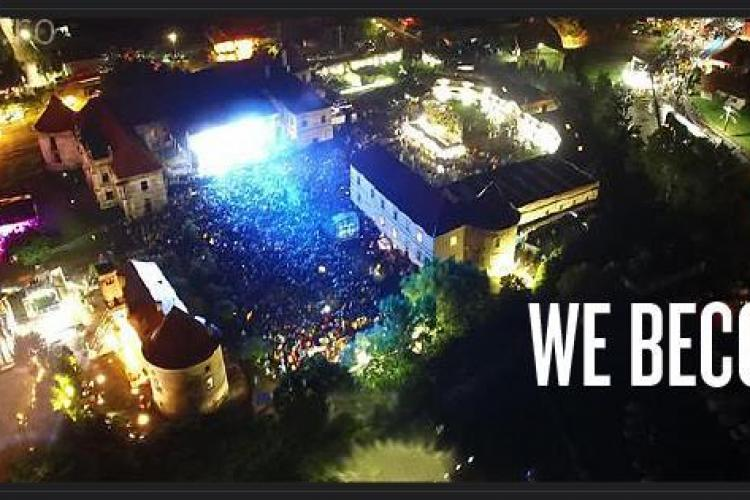 S-a lansat aftermovie-ul Electric Castle 2015. Vezi cele mai tari momente  VIDEO