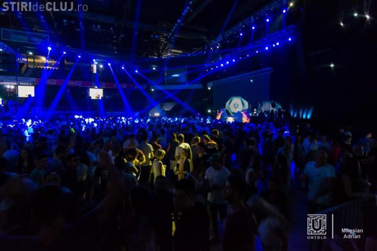 Cifrele oficiale de la UNTOLD Festival. Peste 240.000 persoane în cele patru zile