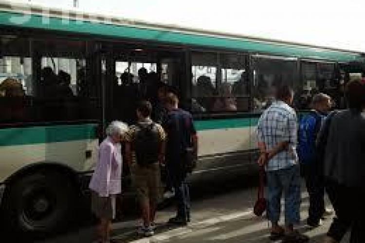 Stația de autobuz de pe Moților își schimbă LOCAȚIA
