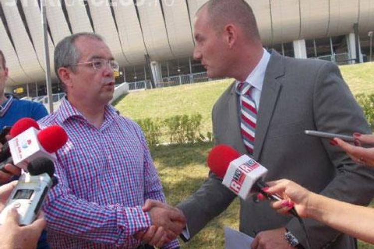 Boc vrea să candideze la Primăria Cluj-Napoca. Se luptă cu Seplecan