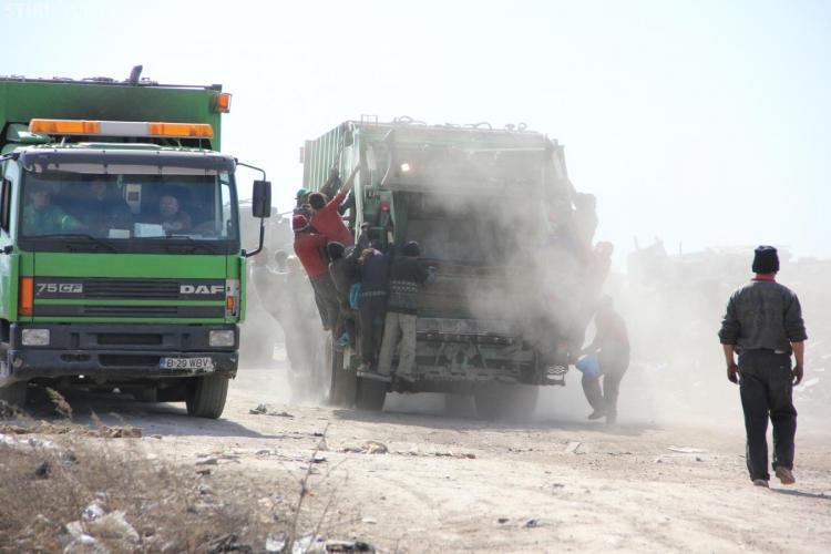 Prețul colectării deșeurilor s-a dublat la Cluj
