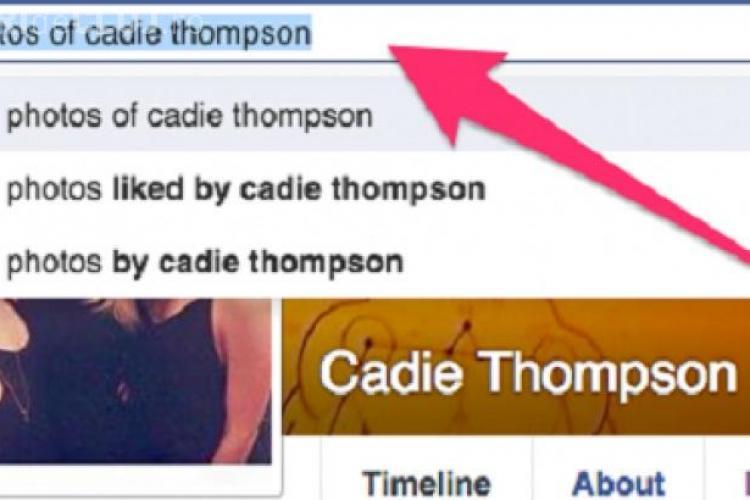 Cum să vezi pe Facebook pozele pe care prietenii tăi le ascund