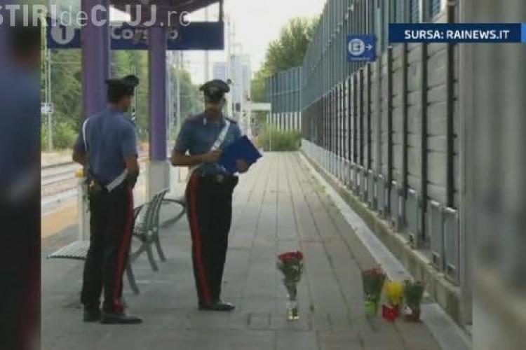 Român împușcat mortal de un italian de 16 ani