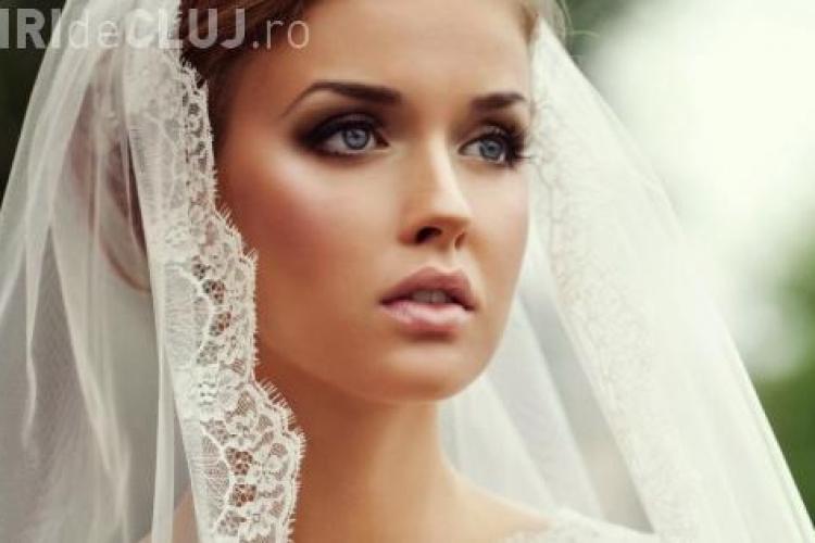 S-a casatorit cu ea, dar nu a văzut niciodată cum arată fără machiaj! S-a SPERIAT după noaptea nuntii