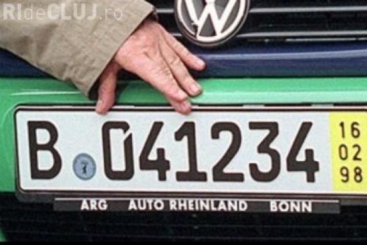 REGULĂ nouă pentru românii care aduc mașini din Germania