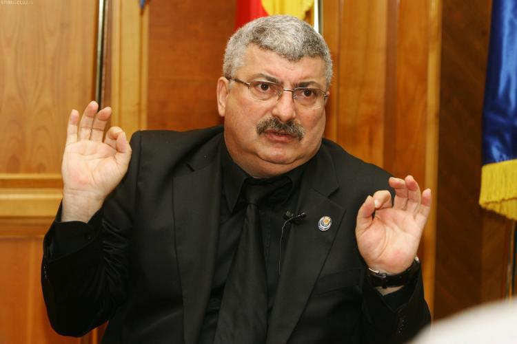 Ce spune Silviu Prigoană despre scandalul gunoaielor de la Cluj. Azi se decide majorarea PREȚURILOR