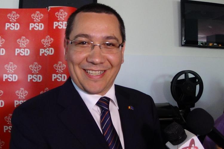 Ponta anunță că nu mai candidează în 2016 pentru funcţia pe premier