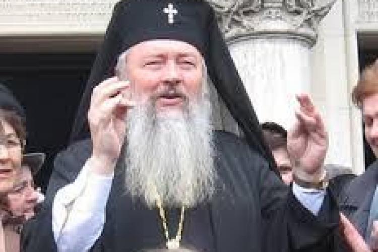Mitropolitul Clujului vorbește despre imigrantii din Siria. IPS critică Anglia și Franta