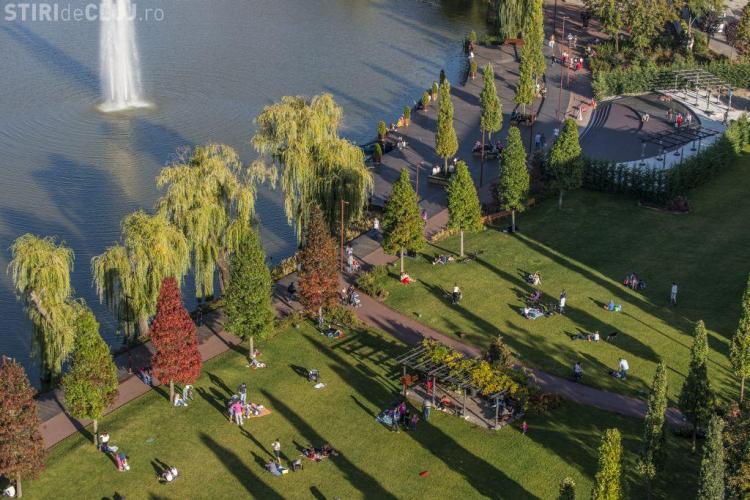 Seri de vară clujene, pe Scena Verde din Iulius Parc, în acest weekend. Ce spectacole vor avea loc