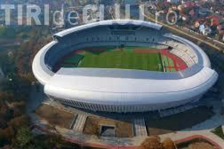 Boc îi dă SAH MAT mat lui Seplecan pe tema stadionului Cluj Arena