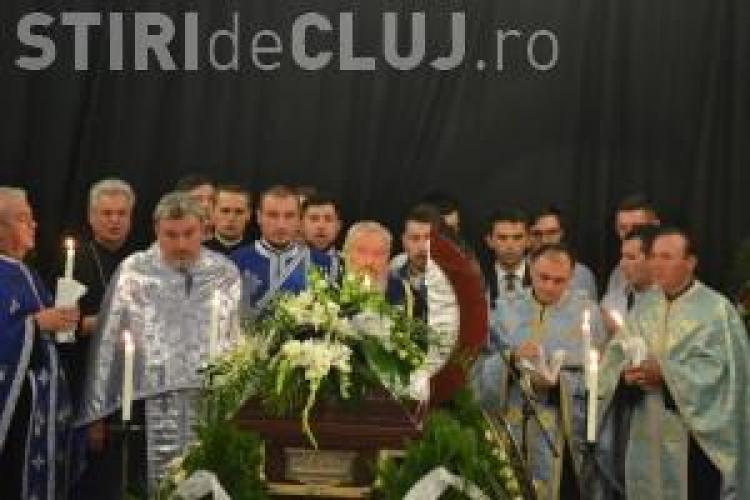 Ce milionari clujeni l-au condus pe Vasile Leordean pe ultimul drum
