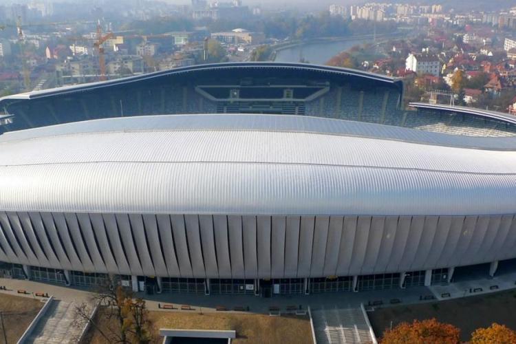 Seplecan vrea să îi doneze SC Cluj Arena SA lui Emil Boc sau să îi VÂNDĂ stadionul