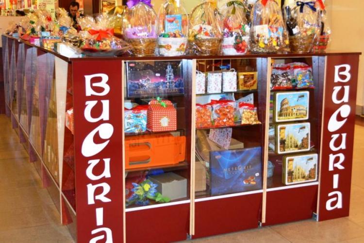Pofta de dulciuri, premiată de magazinul Bucuria, din iulius Mall (P)