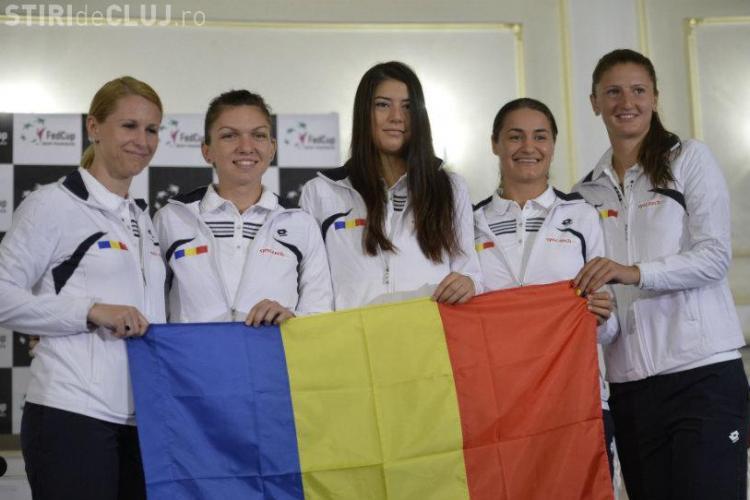 Meciuri din Fed Cup s-ar putea juca la Cluj-Napoca