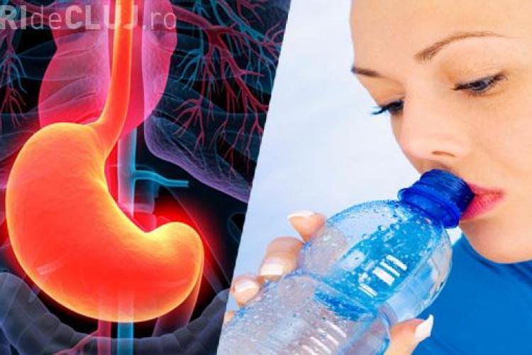 Chiar slăbești dacă bei apă înainte de masă. Ce spune un studiu