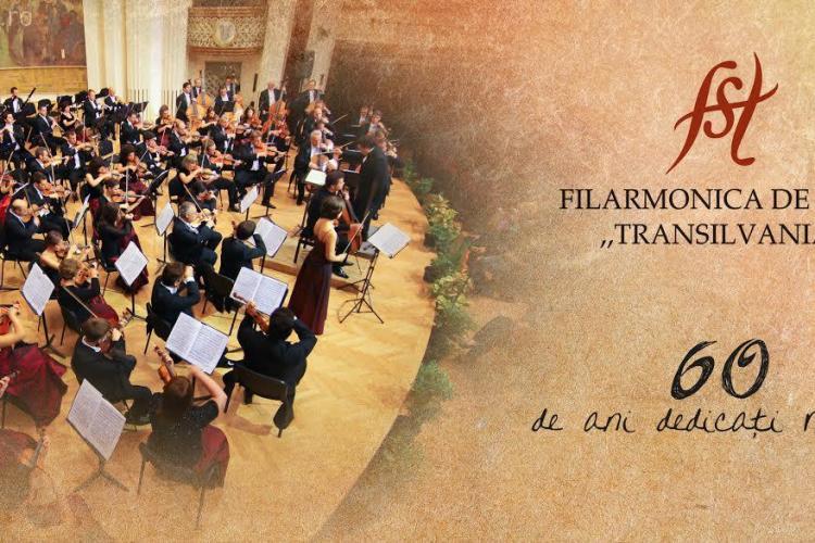 Filarmonica de Stat Transilvania împlinește 60 de ani