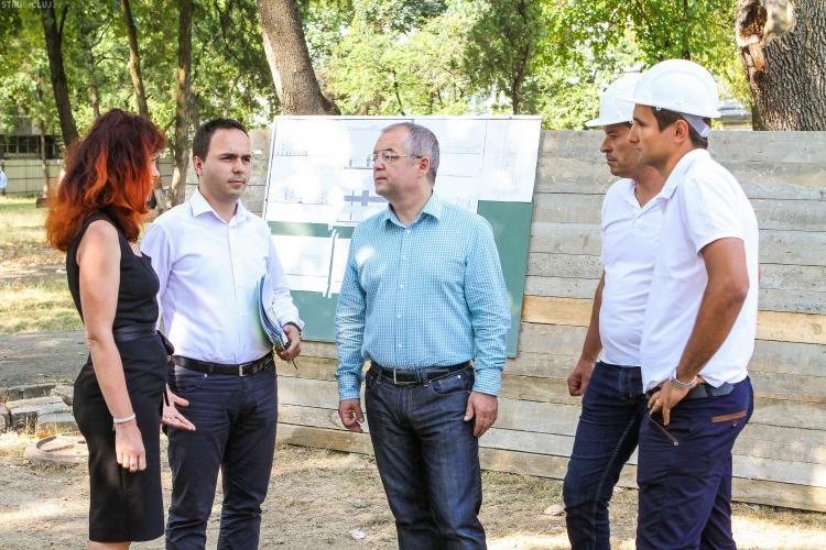 Trei şcoli din Cluj-Napoca vor fi reabilitate din fonduri europene - FOTO