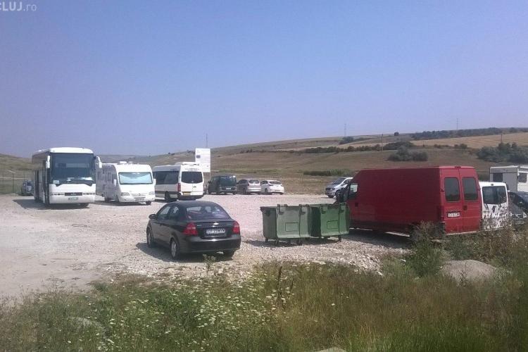 Salina Turda: Cum își bat joc de turistii care vin de la sute de kilometri - FOTO