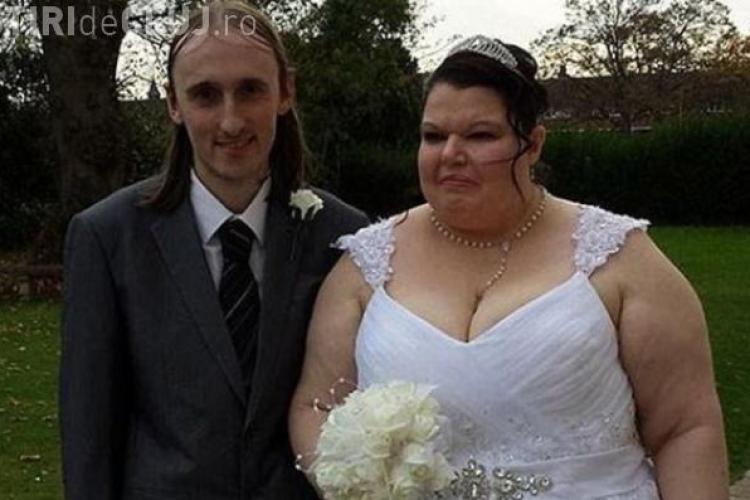 """A slăbit cea mai geloasa femeie din lume: """"Acum sotul meu face crize"""""""