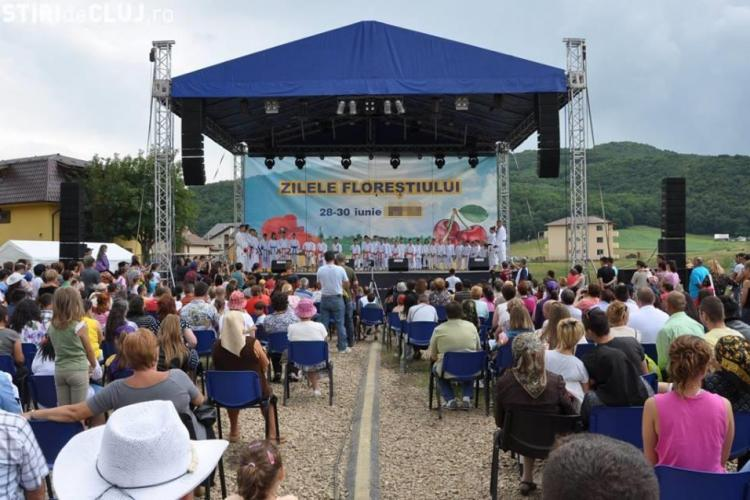 PROGRAM ZILELE FLORESTIULUI - Concerte, concursuri și un FOC de ARTIFICII