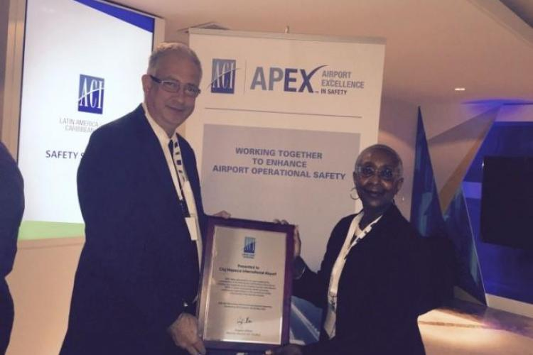 Aeroportul Cluj a fost premiat de Airports Council International (ACI World)