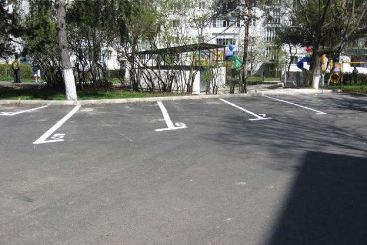 Parcările din Cluj-Napoca să fie gestionate online. Cum s-ar rezolva FRAUDELE?