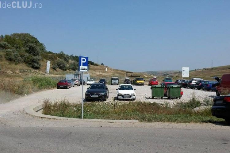 Salina Turda susține că nu își bate joc de turiști, dar că locurile de parcare sunt limitate