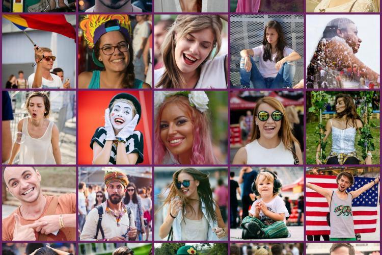 """Fețele Untold Festival. Concurs de fotografie """"The Untold Faces 2015"""" - FOTO"""