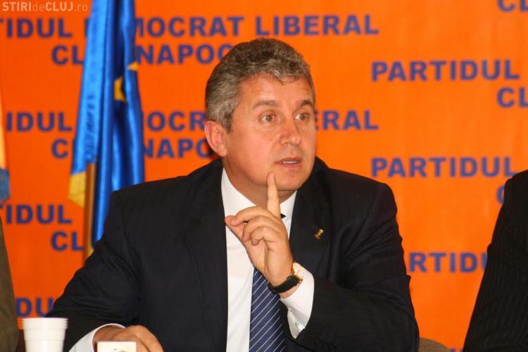 Daniel Buda: Emil Boc și-a depus în scris candidatura la Primăria Cluj-Napoca