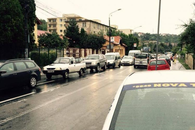 Un consilier local cere sens giratoriu la intersecția Taietura Turcului, Donath si Eremia Grigorescu