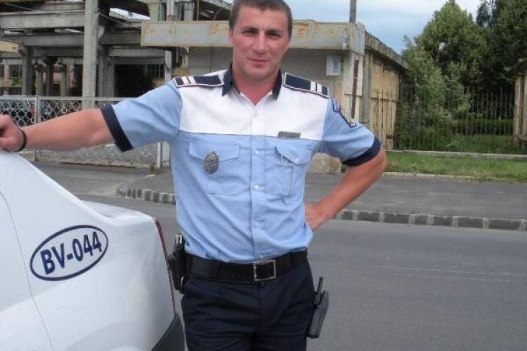 Pagina de Facebook a lui Marian Godina, cel mai amuzant polițist, a fost ștearsă în urma presiunilor
