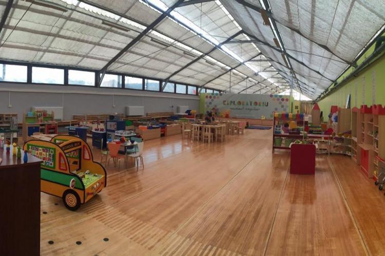 Muzeul Copiilor se deschide în Apahida. Este unic în România - FOTO