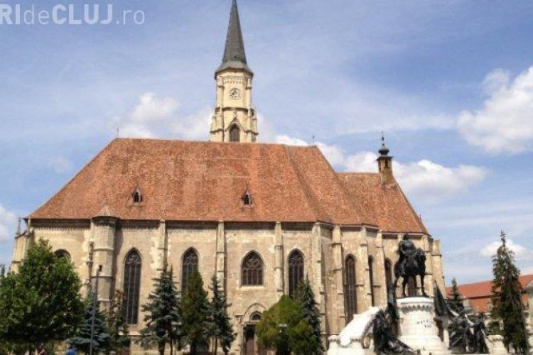Biserica Sf. Mihail, VANDALIZATA de necunoscuți. Este al doilea simbol al Clujului care are de suferit