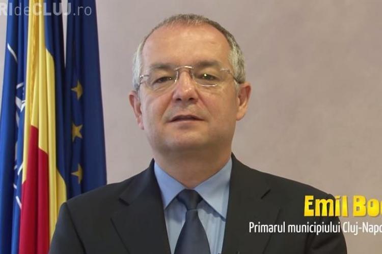 Emil Boc promovează Zilele Culturale Maghiare - VIDEO