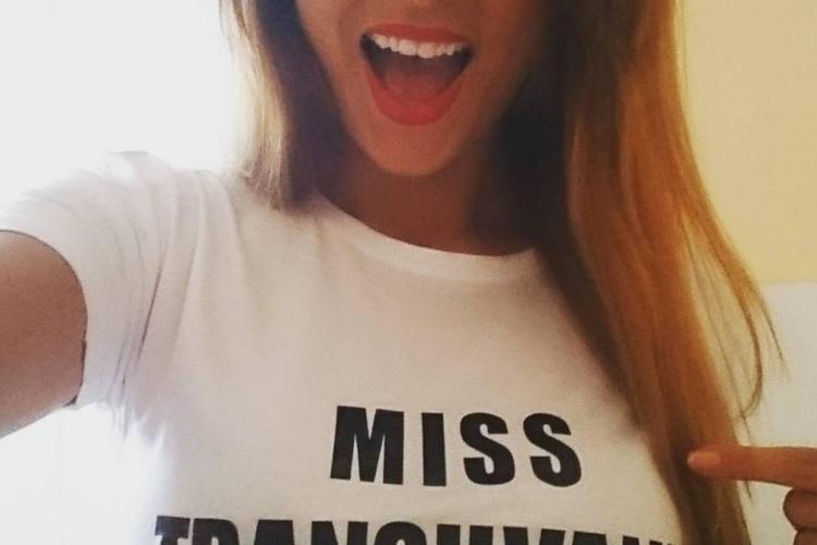 O sexy POLITICIANA din Cluj a câștigat titlul MISS TRANSILVANIA 2015 - FOTO