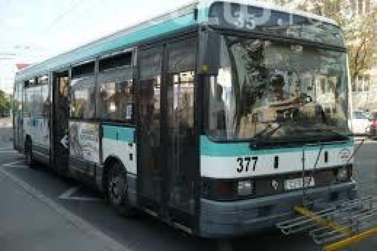 Clujean: Fac cu autobuzul 50 de minute din Zorilor în Gheorgheni