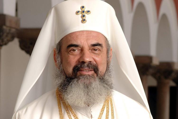 Patriarhul Daniel, prezent la Cluj, îi critică pe tineri: Nu vor să muncească și să învete. Vor numai distratie
