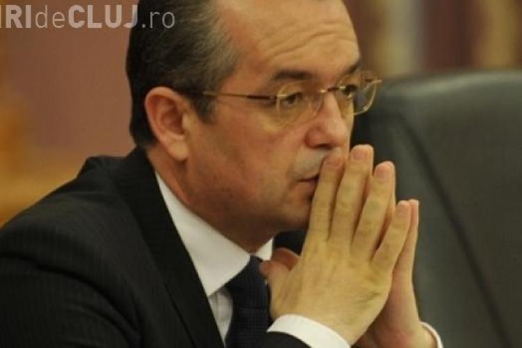 Ce procent ar obține Emil Boc, dacă ar candida la Primăria Clujului? Sondaj INTERN