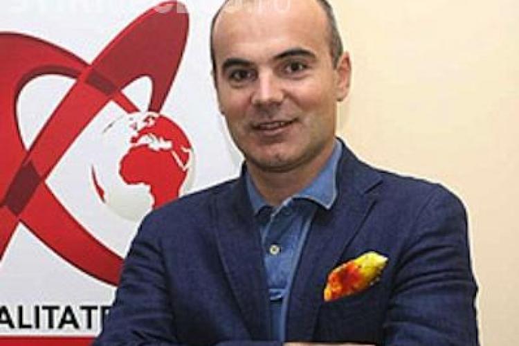 """Rareş Bogdan susține că nu intră în politică: """"Liniştiţi-vă! Menirea mea este să fac presă"""""""