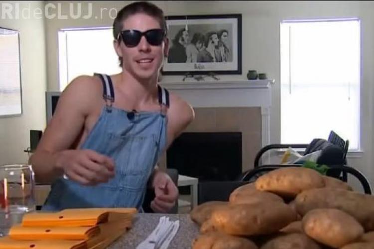 Un tânăr și-a deschis cea mai tare afacere! Câștigă peste 10.000 dolari pe lună trimițând cartofi prin poștă VIDEO