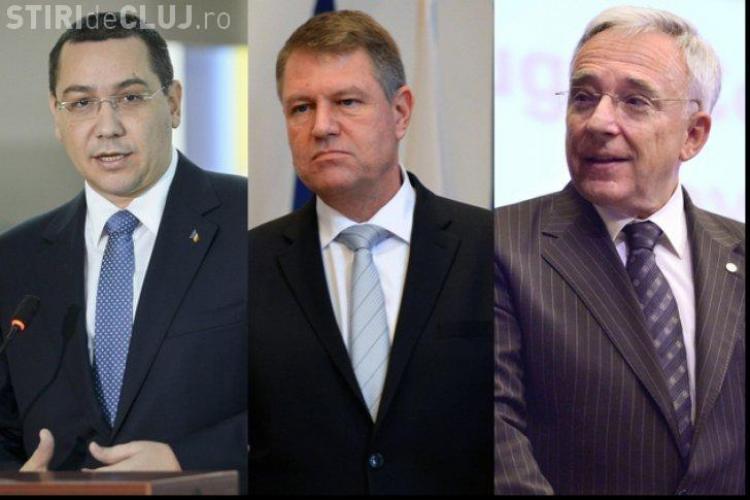 TVA se reduce la 20%. Iohannis și Ponta au bătut palma