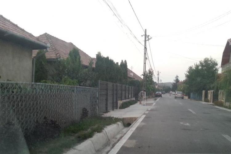 Accident URÂT în Sânnicoară! Un copil de 6 ani a căzut cu bicicleta într-o rigolă și a rămas fără dinti