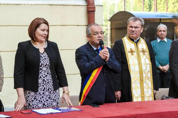 Mesajul lui Emil Boc la deschiderea anului școlar 2015-2016 la Cluj-Napoca