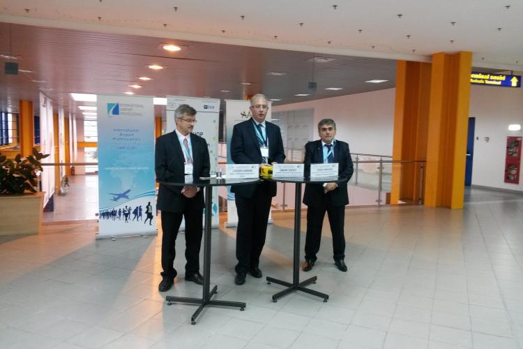 Seminar internațional la Aeroportul Cluj: Aeroporturile vor fi upgradate pe linie de siguranță