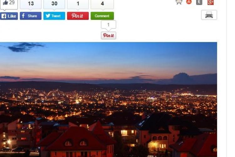 În huffingtonpost.com apare o listă cu motivele pentru care să vizitezi Clujul. Voi ce ați fi scris?