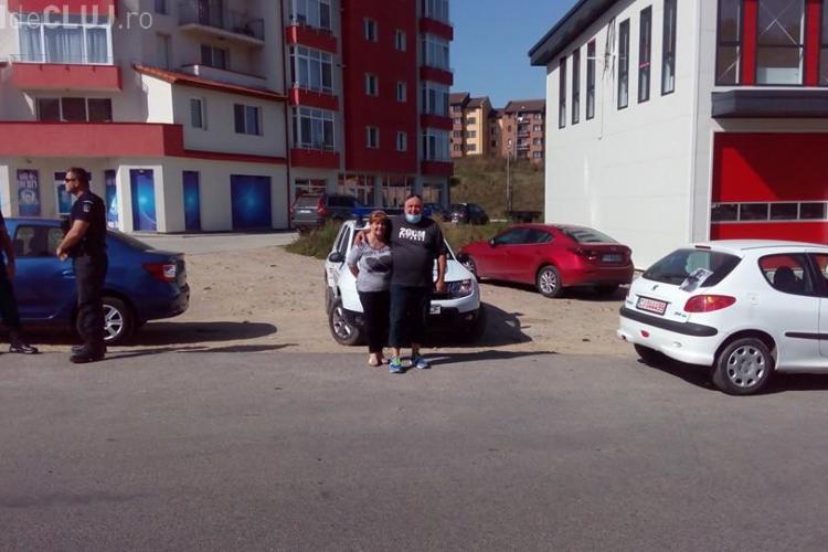 """""""RECORD"""" de participare la protectul împotriva putorii de la ferma din Florești - FOTO"""